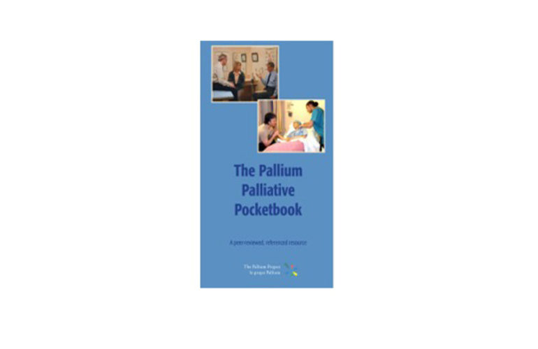 Pallium Palliative Pocketbook