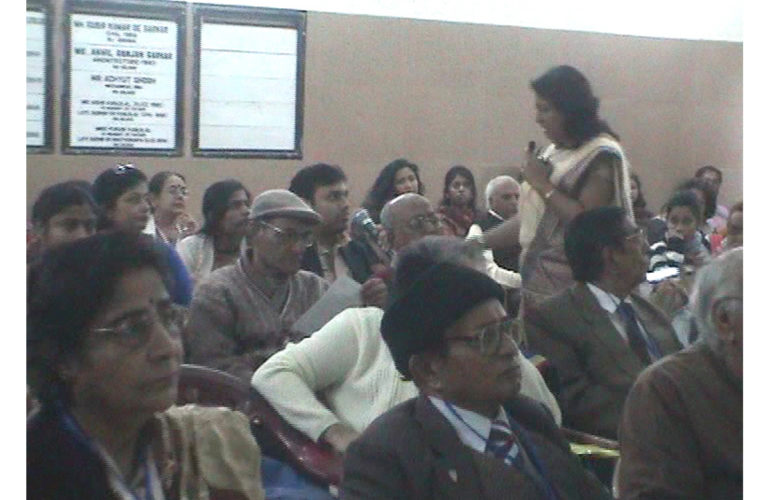 Kolkata, India: Volunteer training programme on palliative care