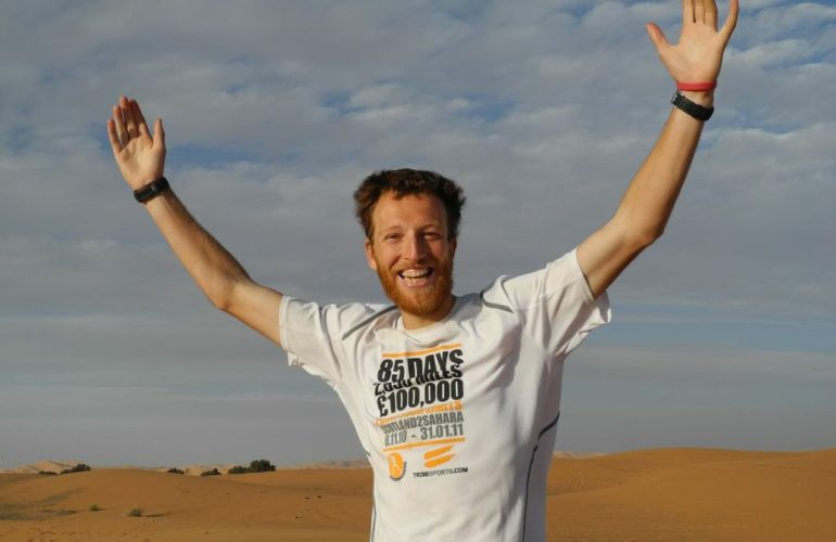 Scottish doctor runs ultra marathons to fundraise for palliative care in Africa