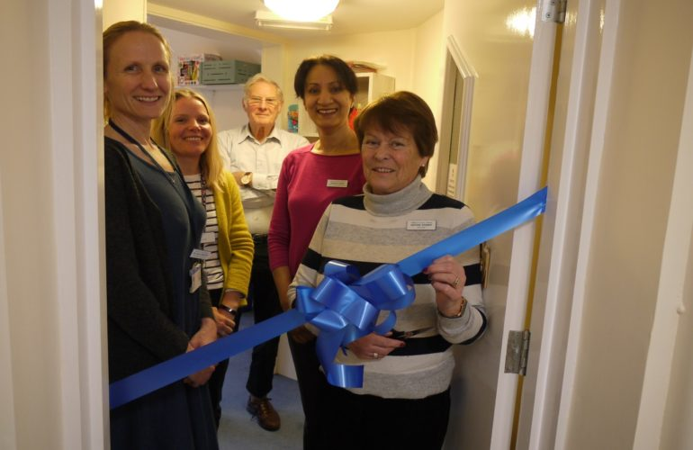 Hospice relaunches service for bereaved children and teens