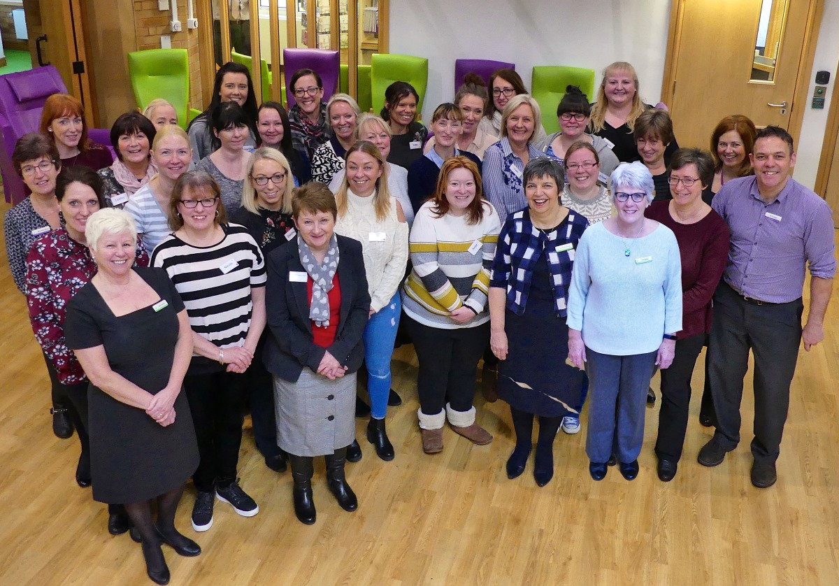 Helping to improve palliative and end of life care