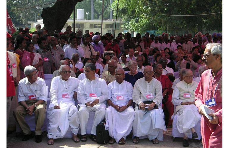 Political society in palliative care: new development in Kerala