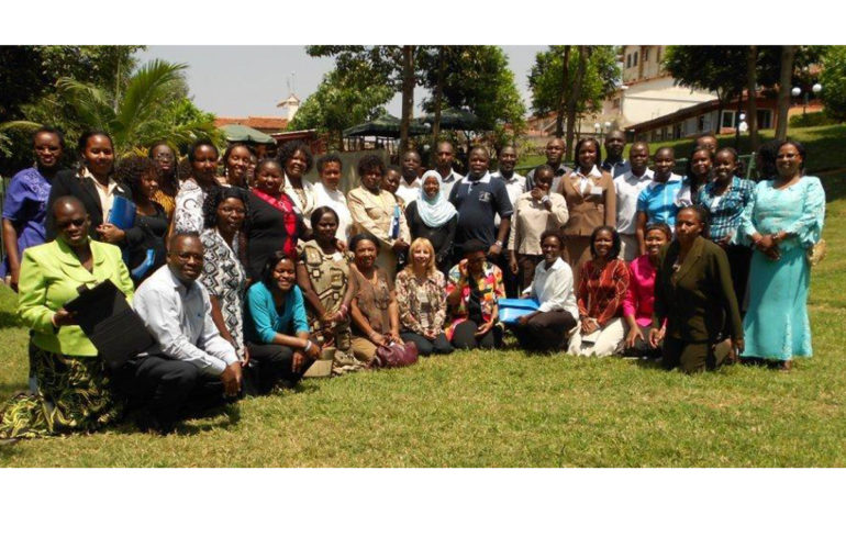 Clinicians in Kenya are introduced to Children's Palliative Care