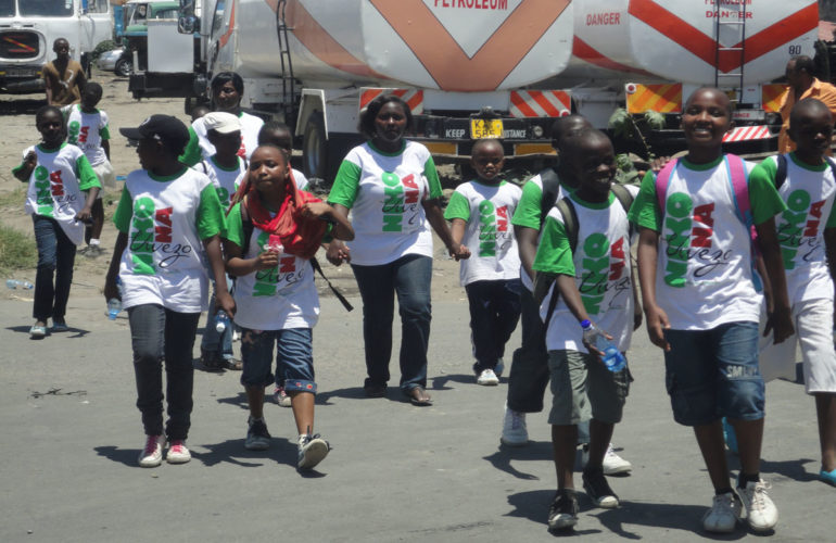 Charity walk to raise funds for Nairobi and Coast Hospices