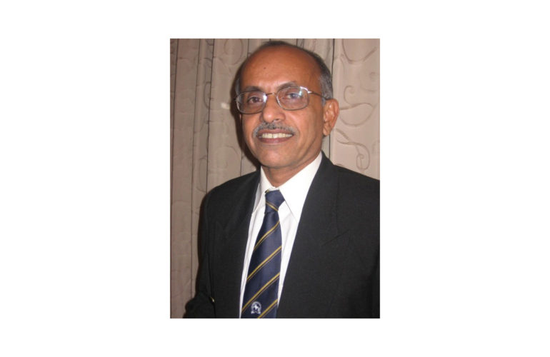 Dr M R Rajagopal – an outstanding older person