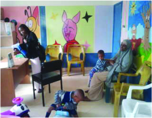 First Paediatric Palliative Care unit in Kenya recounts its journey