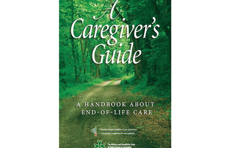 A Caregivers Guide is Being Updated