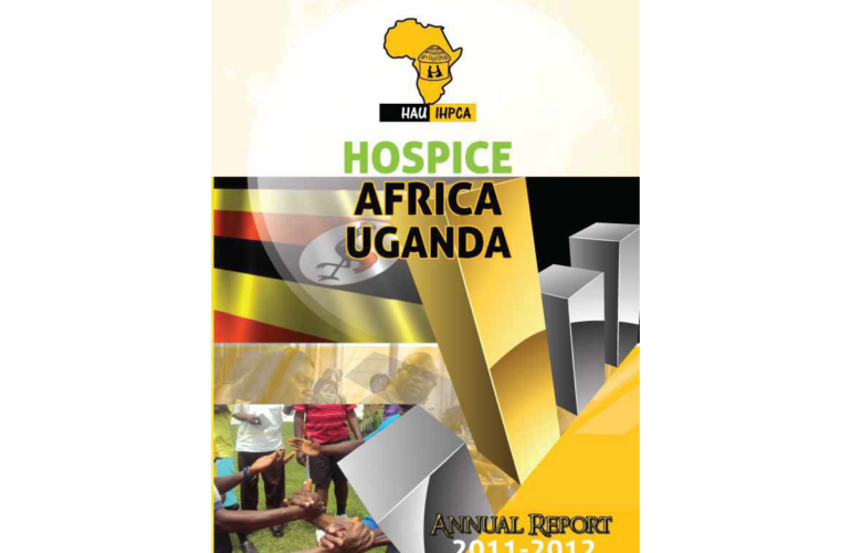 Hospice Africa Uganda – annual report published