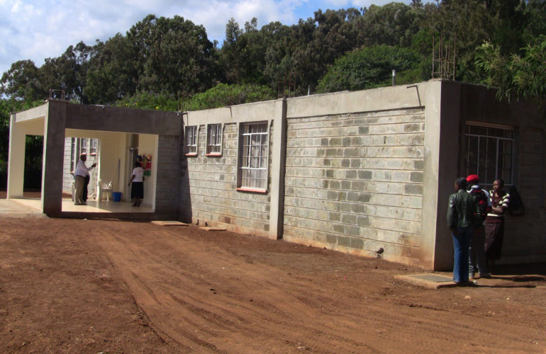 A.I.C. Kijabe Hospital opens new palliative care unit building