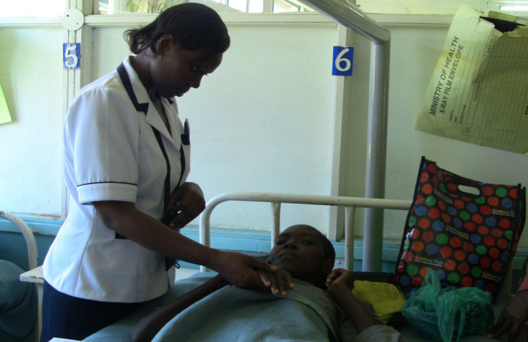 Confidentiality: A priority in Thika Level 5 Hospital Palliative Care Unit