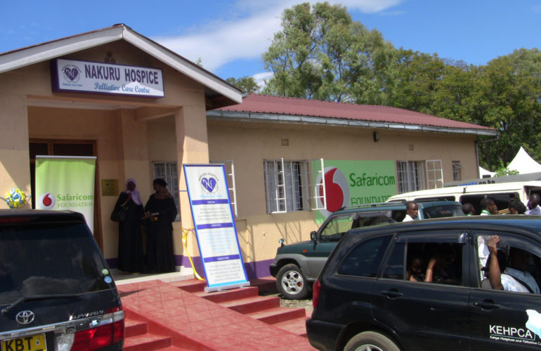 Nakuru Hospice opens new building after long journey