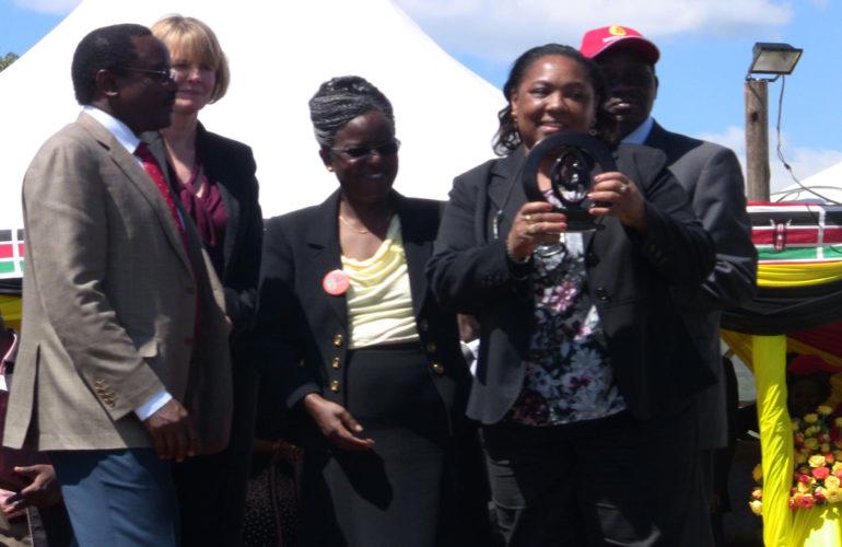 KEHPCA receives prestigious Red Ribbon Award during WAD celebrations