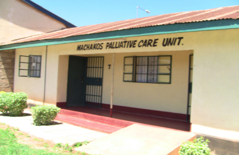 Palliative care integration success at Machakos Level 5 Hospital