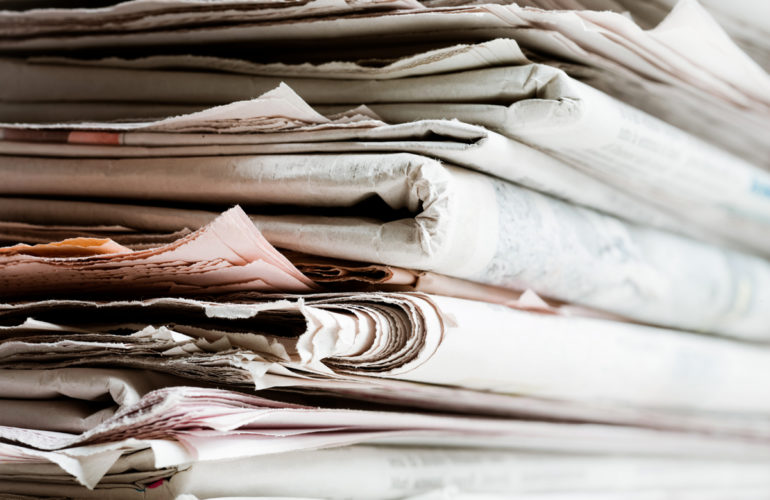 World Media Roundup – 9 January 2015