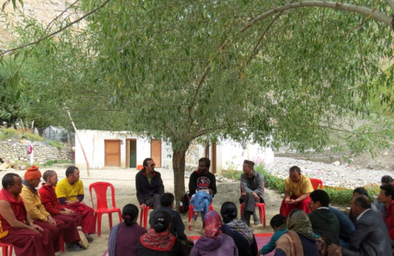 Palliative care comes to the Spiti Valley in the Himalayas