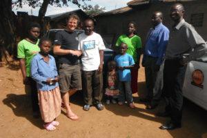 Russel-at-Kibera