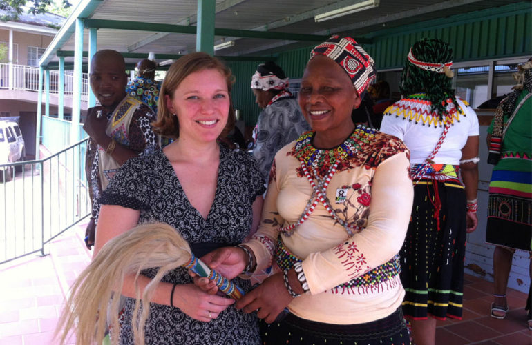 Doctors engage with Traditional Healers to combat childhood cancer in South Africa