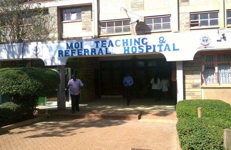 Palliative care progress at Moi Teaching and Referral Hospital