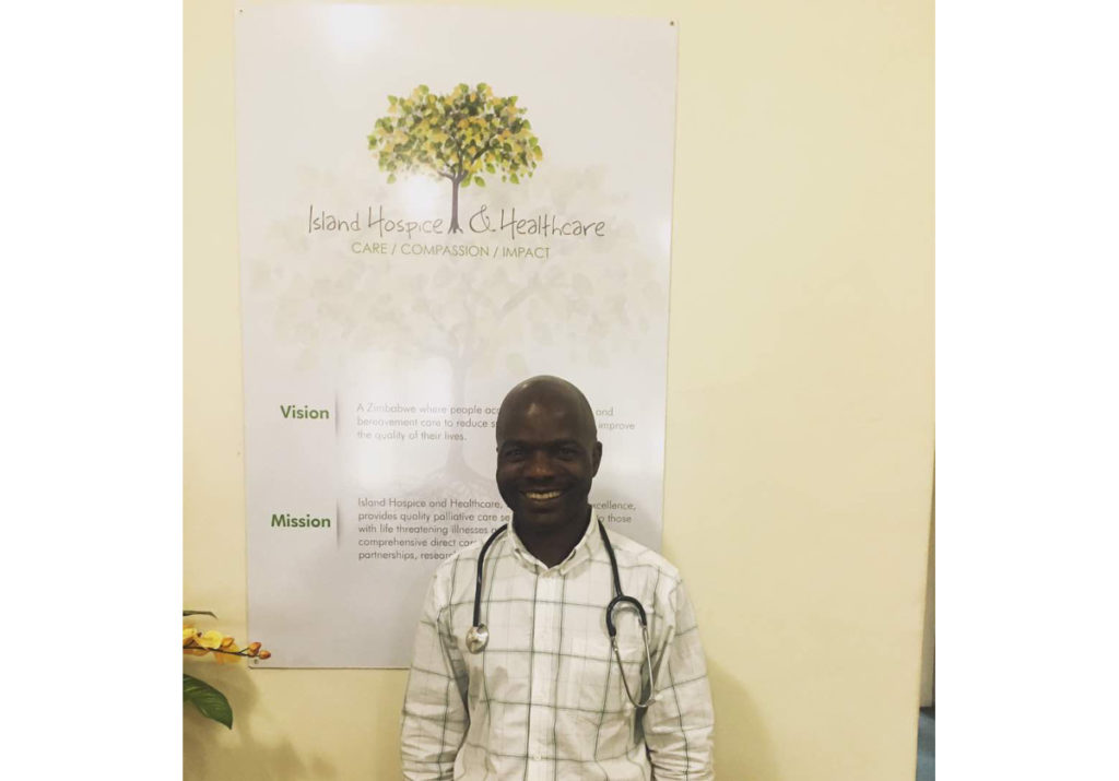 Zimbabwean hospice supports patients left in pain without funds for palliative cancer treatment