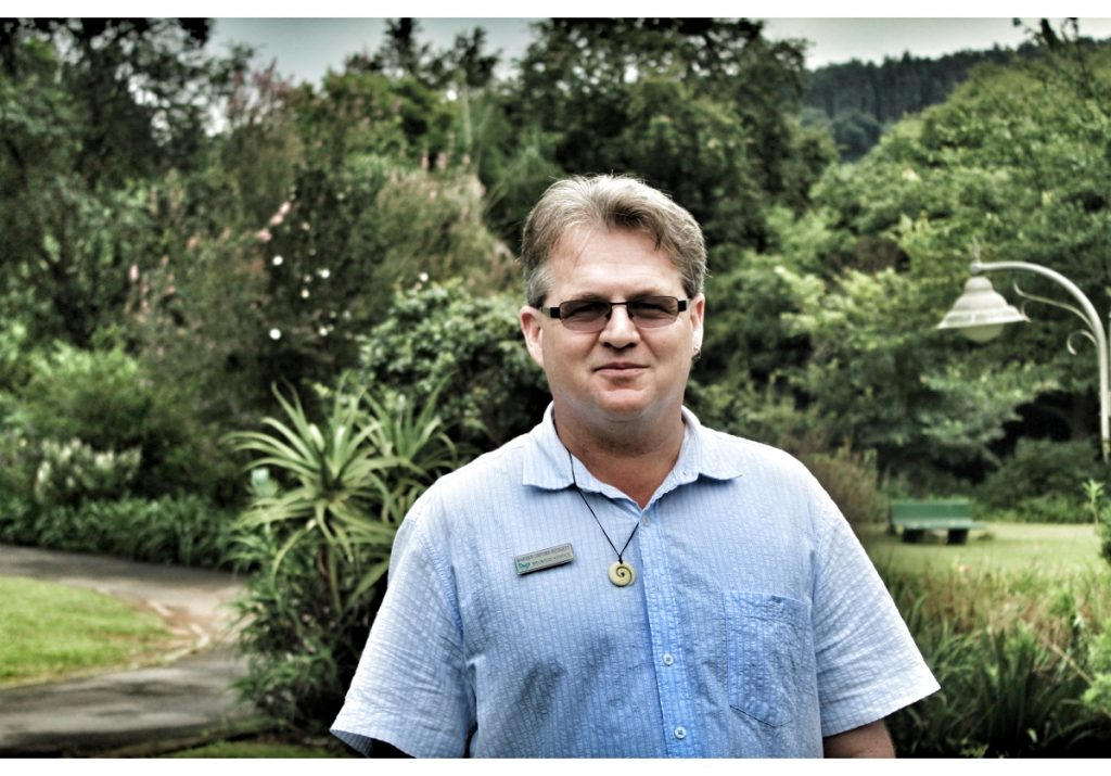 Catching up with the CEO of Msunduzi Hospice: Warren Oxford-Huggett