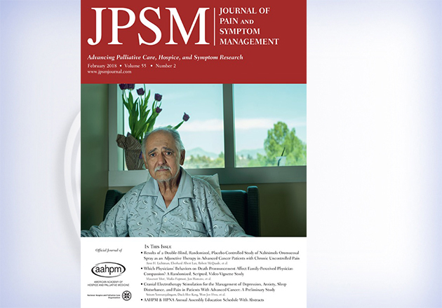 Original articles in February issue of JPSM