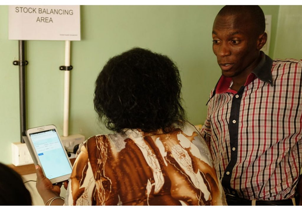 Mobile devices can support palliative care services in sub-Saharan Africa