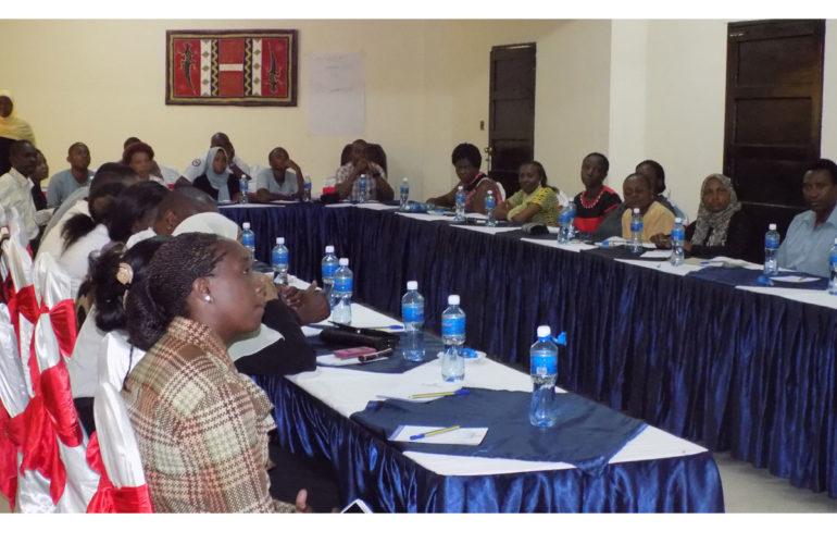 Palliative Care Training For Malindi Stakeholders