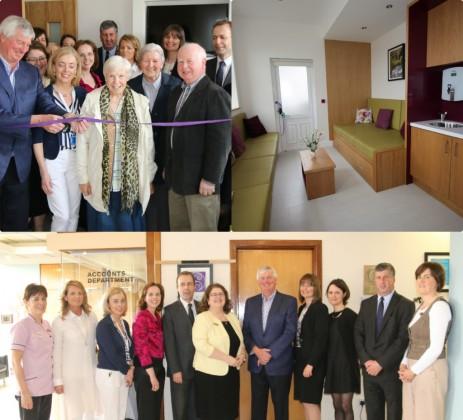 Family Room opens at Portiuncula University Hospital