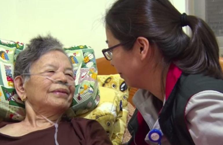 Community-based palliative care in Taipei