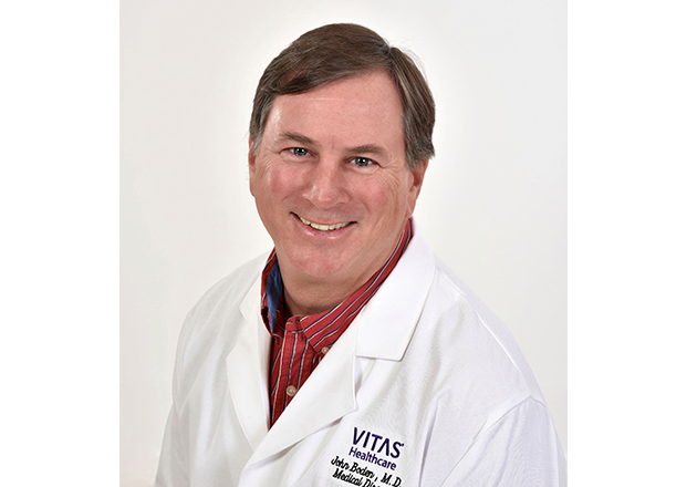 New Medical Director at VITAS Healthcare in Pensacola