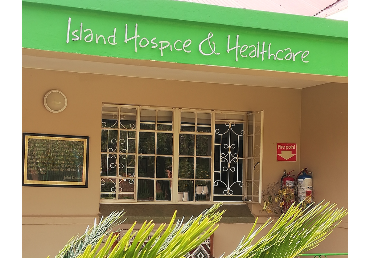 Partner Loss support groups at Island Hospice & Healthcare in Zimbabwe