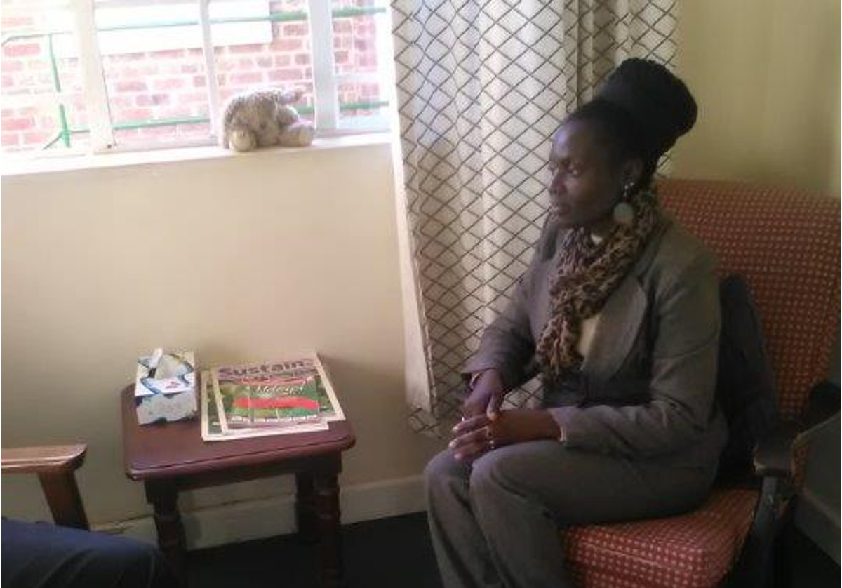 Unfinished business can delay one's death – Zimbabwean social worker helps dying man claim mislaid pension