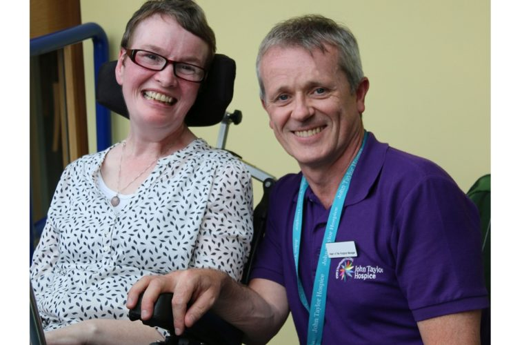 John Taylor Hospice on bringing about change with the Open Up Hospice Care campaign