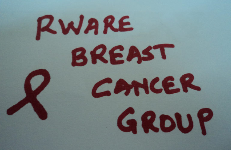 Breast Cancer group offering great support to members