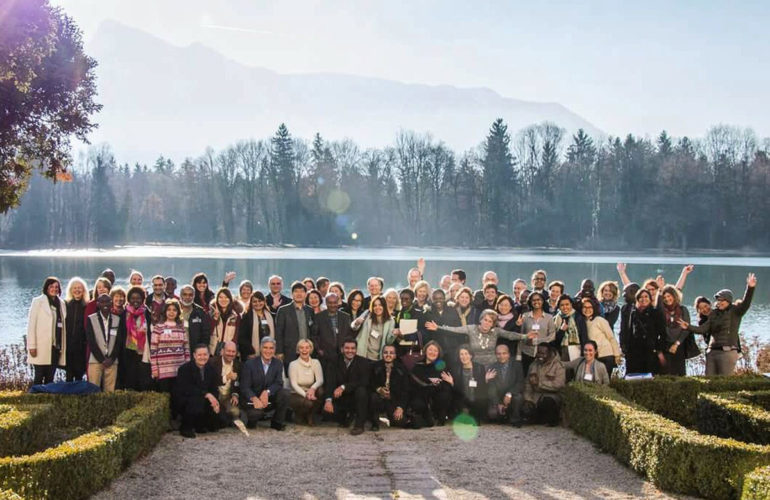 Rethinking care toward the end of life: Outcomes from a Salzburg Global Seminar