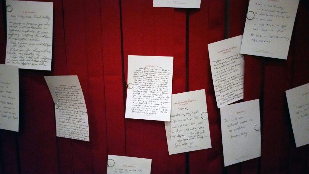 La Salle de réflexion : créer un espace de réflexion et un lieu où partager ses histoires