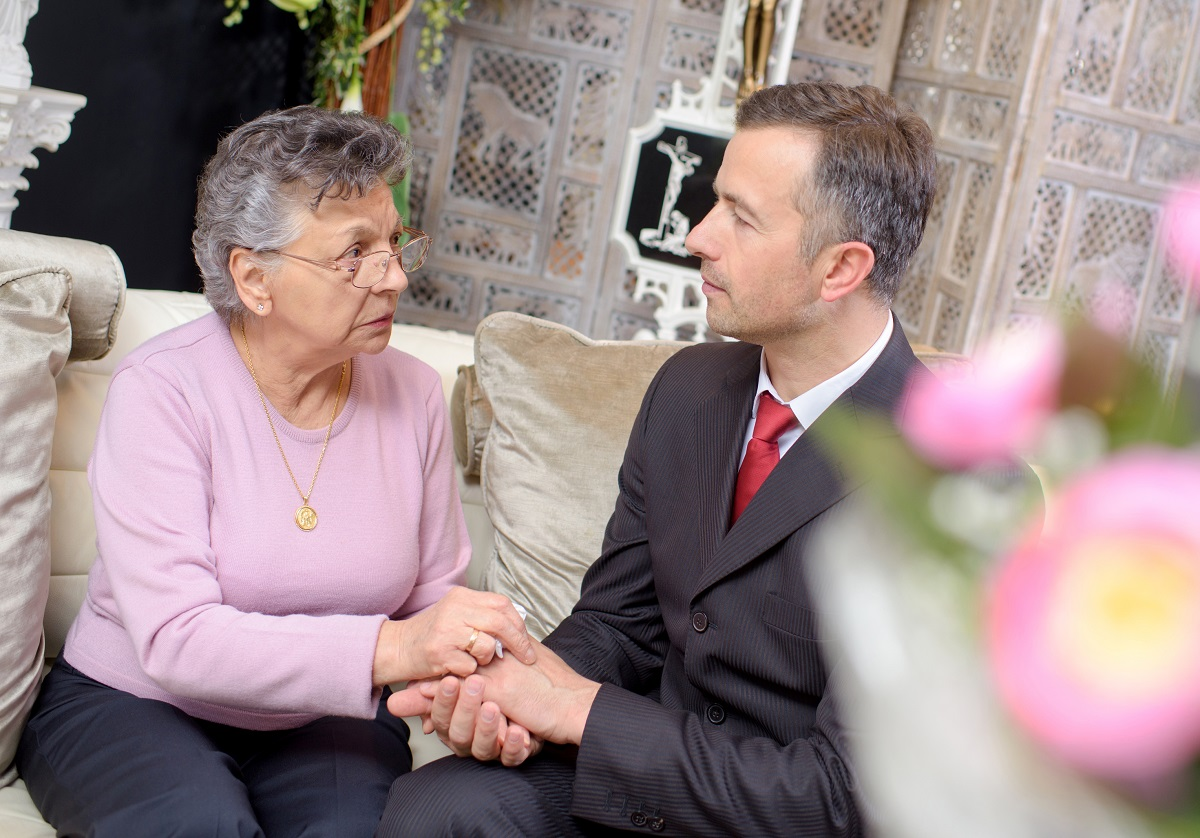 How to find bereavement support