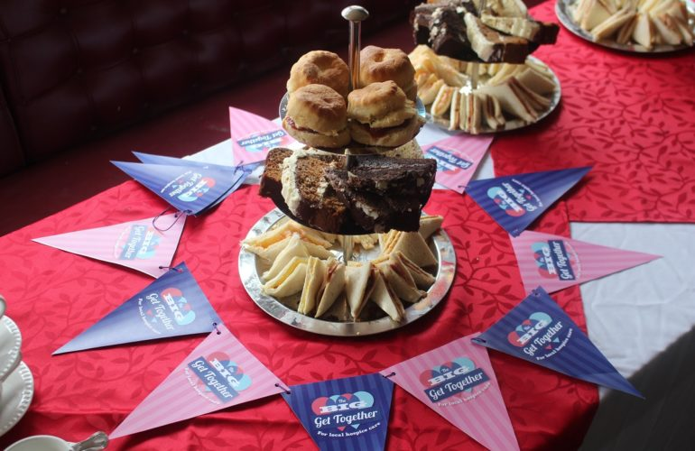 Hospices launch The Big Get Together
