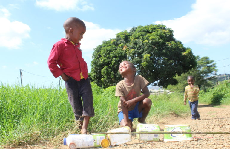 Living Hope's campaign: #ChildTBMustFall