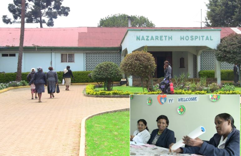 Inpatient approach to palliative care at Nazareth Hospital