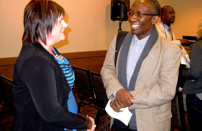 African palliative care delegates speak at CHPCA's conference