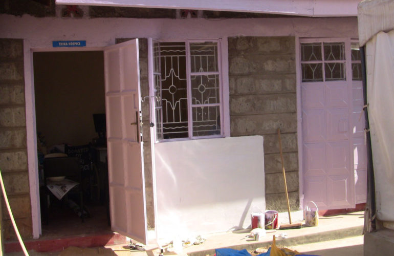 Thika Hospice renovates to cater for more clients