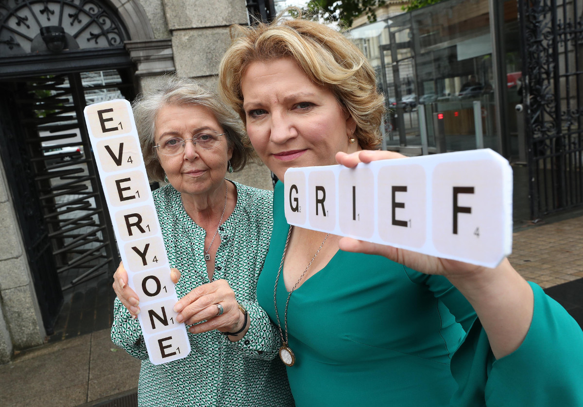 Irish Hospice Foundation calling for action on grief in Budget 2019