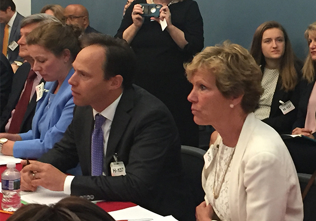 Hospice leaders address Congressional Committee about burdensome regulations in hospice care