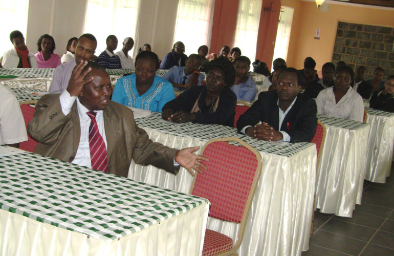 High incidences of cancer call for palliative care in Murang'a