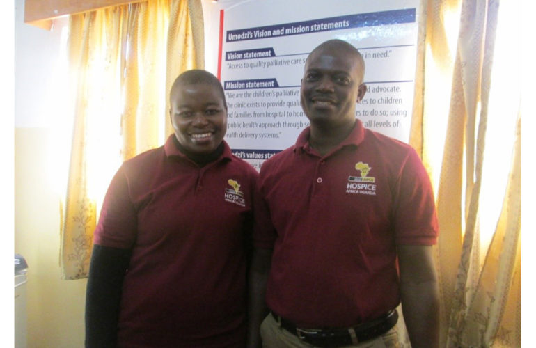 Palliative care students gain rich knowledge from Malawi placement