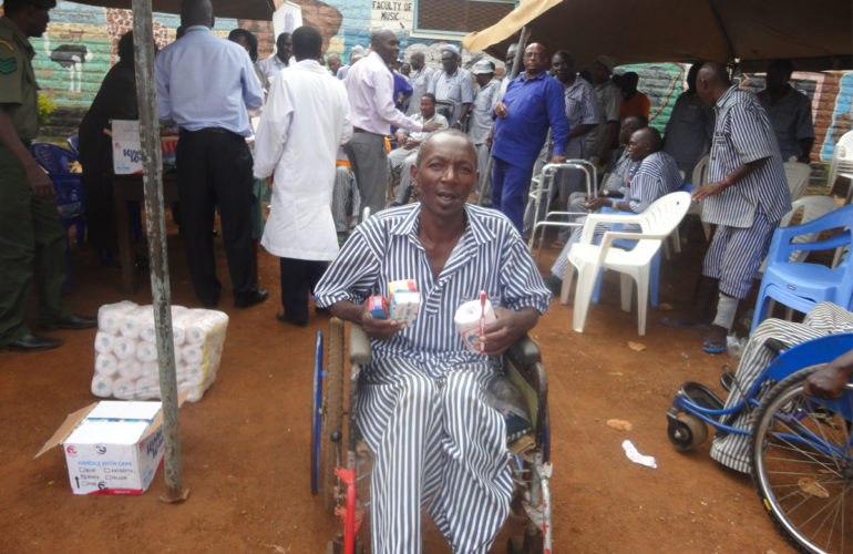 Palliative Care Awareness Hits the Hidden Patients in  Prisons