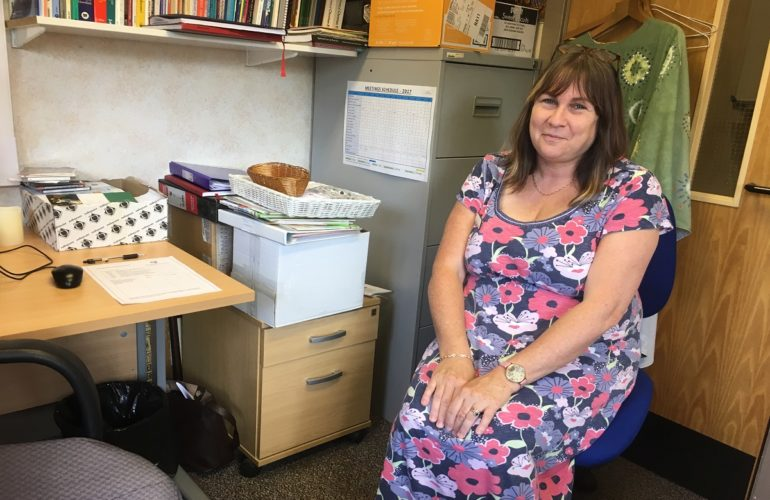 The working life of a humanist chaplain and end of life doula
