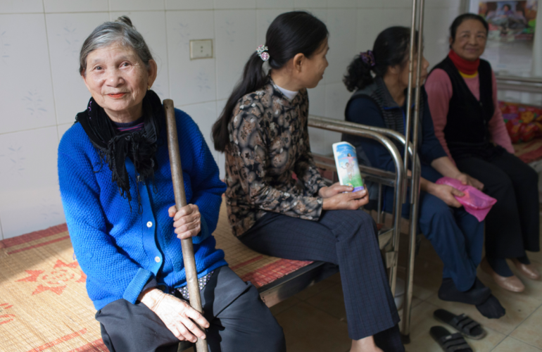 Asia Pacific region prepares for aging population