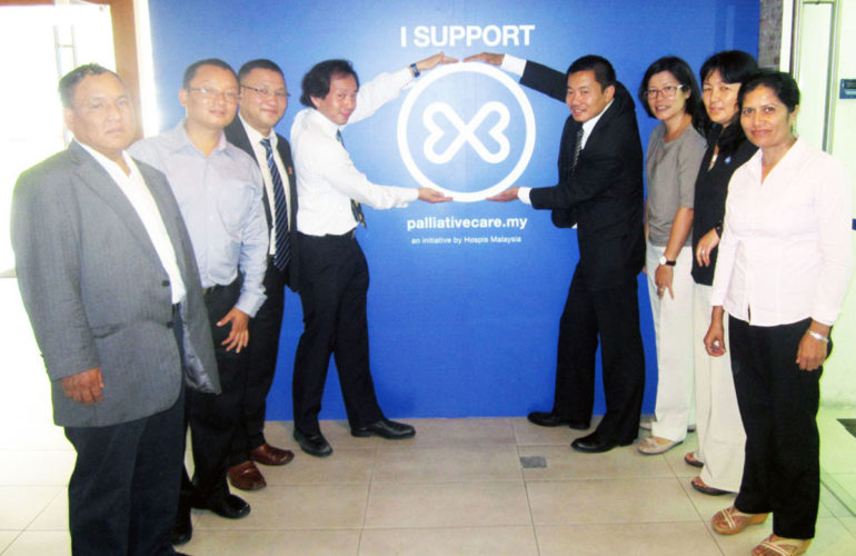 Sharing learning – Hospis Malaysia hosts delegations from Bhutan and Japan